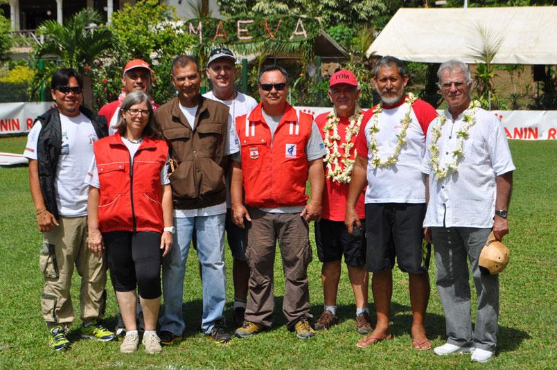 Championnat de Polynésie 2013 de chien d'utilité