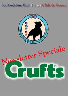La Newsletter du SBTCF est consacré au Crufts
