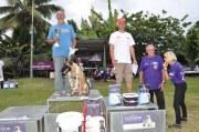 Résultats du concours d chien de défense et d'obéissance des 2 et 3 octobre 2015